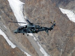India Air Force Categorically Rejects Pakistan S Claims Flying Jet Siachen Indian Side