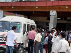 Gas Leak Near Delhi School 60 Students Fell Sick