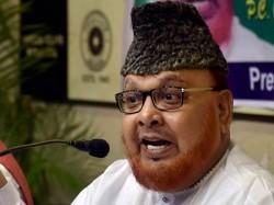 Tipu Sultan Mosque Trusty Board Filed Fir Against Imam Barkati