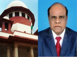 Supreme Court Has Ordered Six Month Imprisonment Justice Karnan For Contempt Of Court