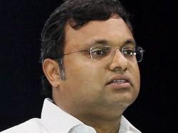 Ed Files Pmla Case Against Karti Chidambaram