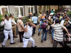 Lalbazar Campaign Bjp Narendra Modi Take Pivotal Role Mello Down Kolkata Police Force