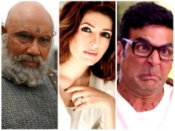 Akshay Kumar Is Annoyed With Twinkle Khanna The Reason Is Katappa