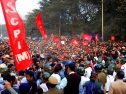 City Is Tighten Up With Unprecedented Security Arrangements Over Left Rally