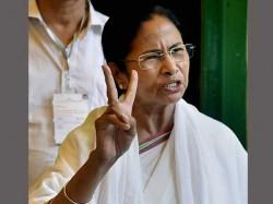 Rajya Sabha Seat Mamata Banerjee Declares Tmc S 5 Candidate