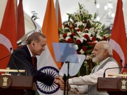 Kashmir Is Bilateral Issue India Turkey