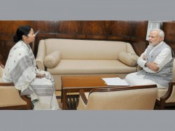 Mamata Banerjee Asked Narendra Modi The Meeting