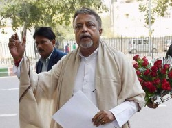 My Hinduism Isn T Leased Any Political Party Said Mukul Roy