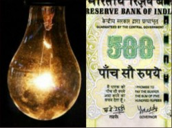 Odisha Boy Makes Electricity From Rs 500 Notes