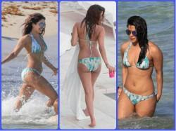 Priyanka S New Bikini Pictures Take The Internet Storm