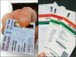 It Department Launches Online Facility Correct Errors Pan Aadhaar