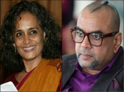 Tie Arundhati Roy The Jeep Instead The Stone Pelter Says Paresh Rawal