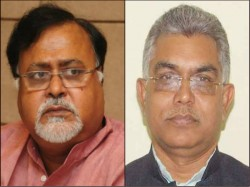 Partha Chatterjee Taunt Dilip Ghosh No Lotas Will Not Blow Petal Too