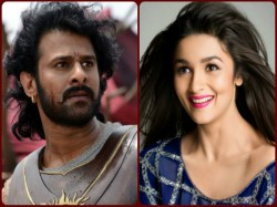 Prabhas Hindi Film Alia Wants Act With Him