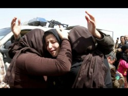 Isis Executes 7 Women Mosul Refusing Sexual Jihad