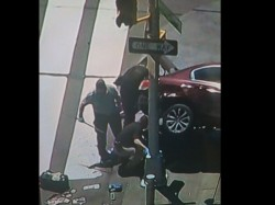 Usa S Times Square Car Crash 1 Dead 22 Injured