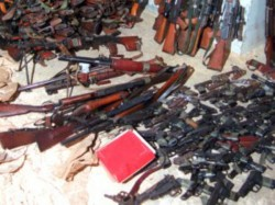 The Illegal Arms Factory Is Located Tikiapara Rabindranagar