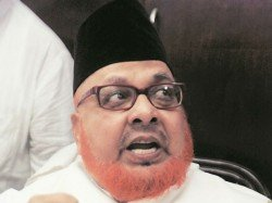Imam Barkati Issued Fatawa Against Muslims Who Supports Bjp Rss