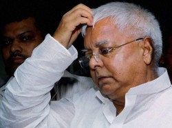 Lalu Family Charged With Benami Assets Income Tax Department