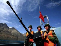 Chinese Troops Advances Through Sikkim Border Destroys Bunkers