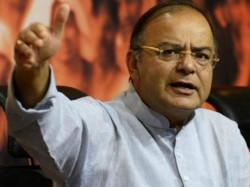 Modi Govt 3 Years Fm Arun Jaitley Criticises Manmohan Singh Corrupt Govt