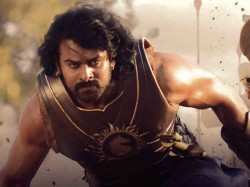 Prabhas S New Look After Baahubali