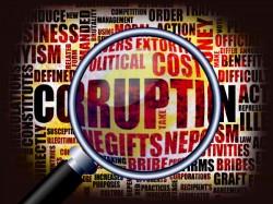 Ias Under Scanner Alleged Corruption