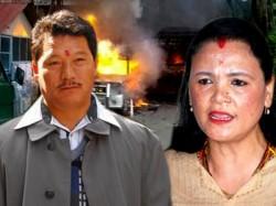Fir Against Gurung On Singmari Clash Morcha Demands Cbi
