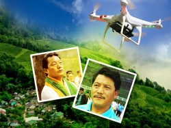 Police Official Want Use Drone Search Bimal Gurung