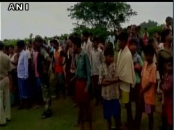 Man Accused Rape Murder Lynched Jharkhand