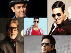 Top 5 Richest Bollywood Actors