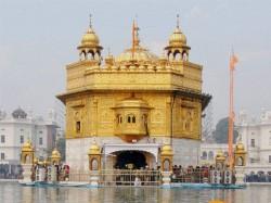Pro Khalistan Slogans Raised At Golden Temple