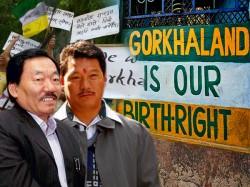 Sikkim Chief Minister Paban Chmaling Supports Gorkhaland