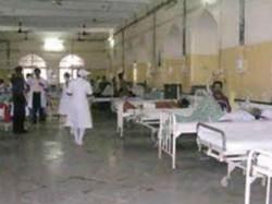 Nursing Home Vandalised Allegation Patients Death At Haldia