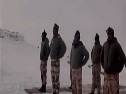 International Yoga Day 2017 Itbp Jawans Perform Yoga Minus 25 Degree Ladakh