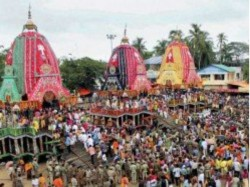 Rath Yatra Celebration Is Running On Countrywide