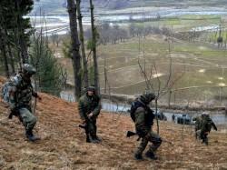 Kashmir Over 14 Hour Encounter Ends After 2 Militants Killed 2 Army Injured Gun Battle