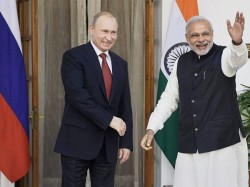 India Russia Ink Key Pact Two Nuclear Power Units Kudankulam