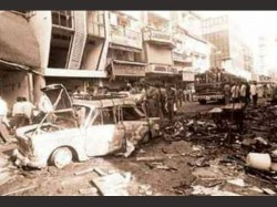 Mumbai Serial Blast Places Where Bombings Happened