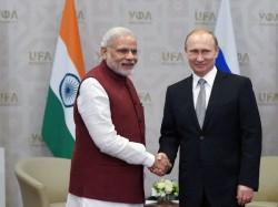 Pm Modi Reaches Russia Meet Vladimir Putin Eyes On Nuclear Power Deal