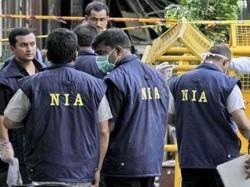Terror Funding Separatists Nia Raids 23 Locations Kashmir Delhi