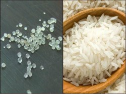 Plastic Rice And Plastic Sugar Enters Markets