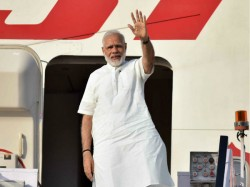 Modi Leaves 3 Nation Tour Will Visit Portugal Us Netherlands