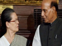 Bjp Leaders Met Sonia But Consensus Yet Reach