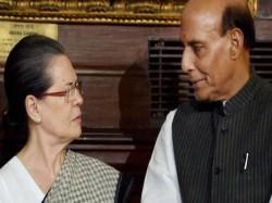 Bjp Leaders Met Sonia But Consensus Yet Reach