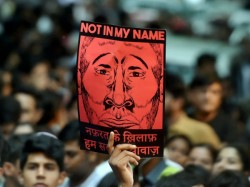 Thousands Protest Delhi Mumbai Other Cities Against Lynching Hate Crimes