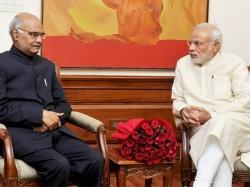 With 63 1 Per Cent Votes Nda S Ram Nath Kovind Is Next President India