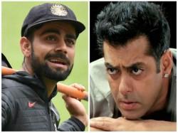 Virat Kohli Surpasses Salman Khan Unique Social Media Record