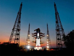 Isro Launches India S Heaviest Satellite Gsat