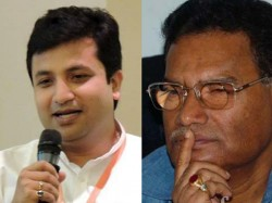 Congress Leaders Shankar Singh Arindam Bhattacharya Join Tmc
